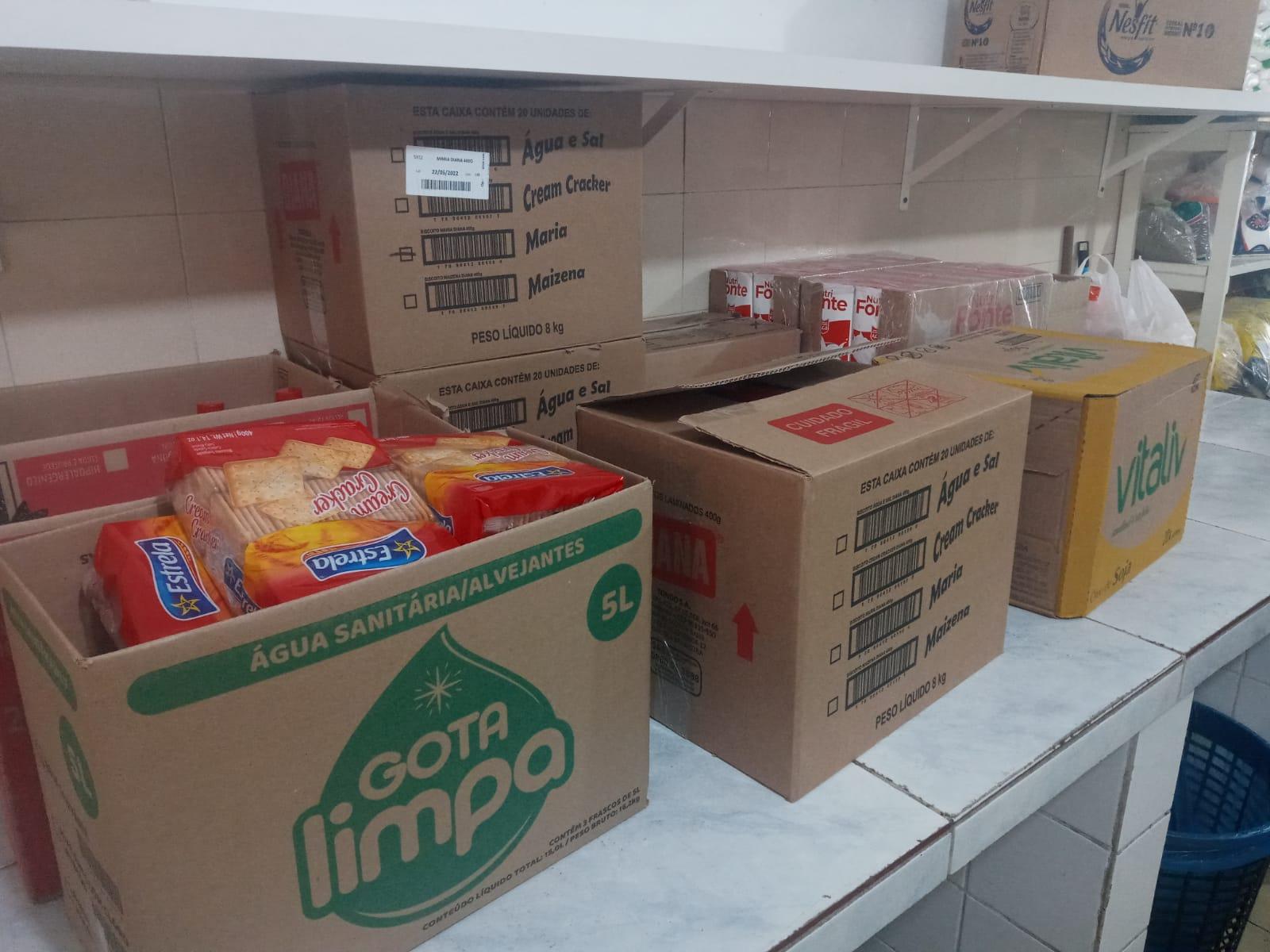 Solidariedade em Pauta: Ação Concreta da Semana Franciscana atinge centenas de doações